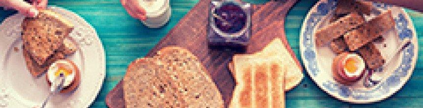 Café da manhã: a primeira e mais importante refeição do dia