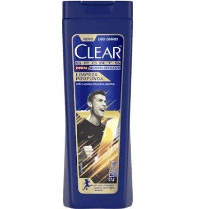 SH CLEAR A.CASPA MEN LIM.PROFUNDA 200ML