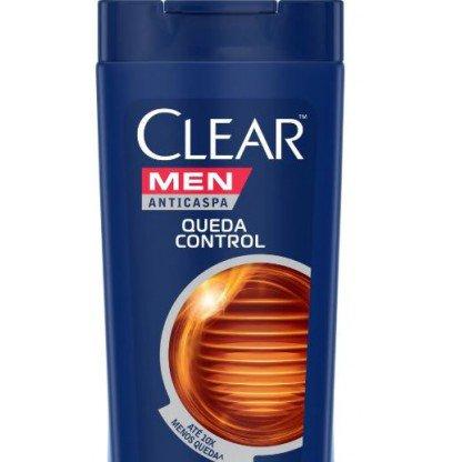SH CLEAR A.CASPA MEN QUEDA CONTROL 200ML