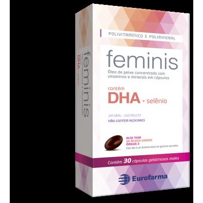 FEMINIS 30 CAPS.