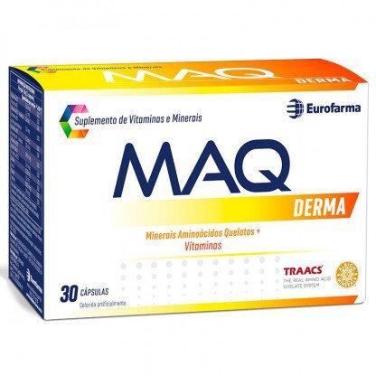 MAQ DERMA 30 CAPS.
