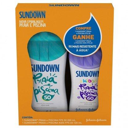PROT SOLAR SUNDOWN FPS50+1 KIDS FPS 60