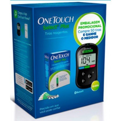 ONE TOUCH SELECT PLUS C/50 TIR+1KT COMPL