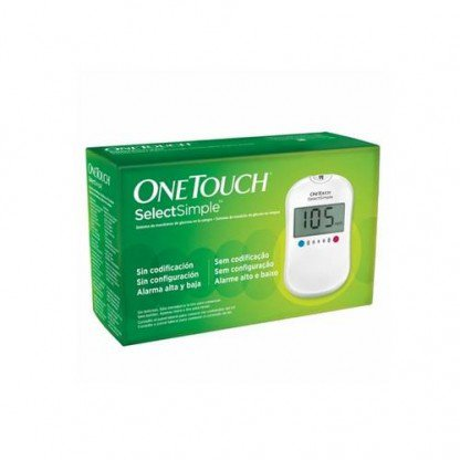 ONE TOUCH SELECT SIMPLE KIT