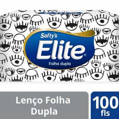 LENCOS SOFTYS C/100 FOLHAS