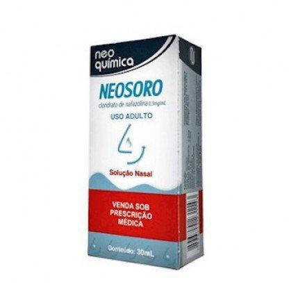 NEOSORO NASAL AD. 30 ML (NEO QUIM.)