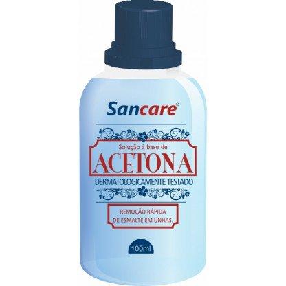 ACETONA SANCARE (SOLUCAO) 100ML
