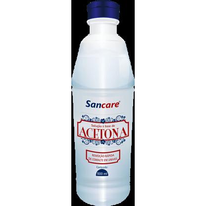 ACETONA SANCARE (SOLUCAO) 500ML