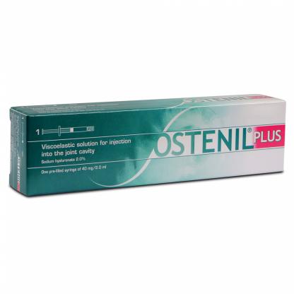 OSTEONIL PLUS 40 MG INJ. 1X2 ML
