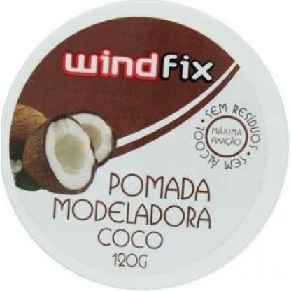 POMADA MODELAD WINDFIX COCO 120GR